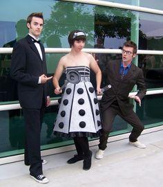 Dalek Dress Pattern | Dalek dress