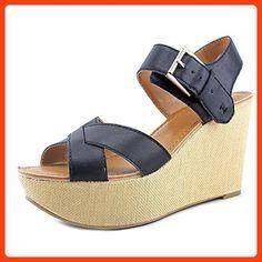 850a201a2fe9 Tommy Hilfiger Women s Fizz 2 Black Sandal 8 M ( Partner Link)