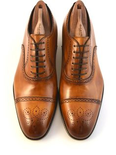Firenze in light brown patina. Now available at BeckettRobb.com