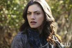 """The Originals -- """"The Devil is Damned"""" -- Image Number: OR213b_0065.jpg -- Pictured: Phoebe Tonkin as Hayley -- Photo: Quantrell Colbert/The CW -- © 2015 The CW Network, LLC. All rights reserved.pn"""