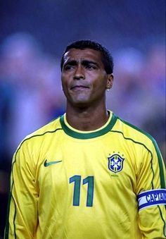 Romario - my sports idol! Legend!