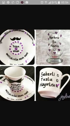 Special Day, Got Married, Tea Cups, Backdrops, Marriage, Diy Crafts, Engagement, Bride, Tableware