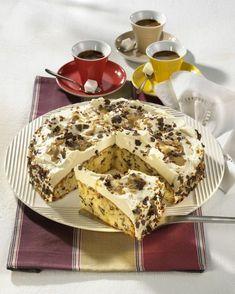 Unser beliebtes Rezept für Baileys-Krokant-Kuchen und mehr als 55.000 weitere kostenlose Rezepte auf LECKER.de.