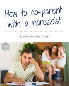 It is virtually impossible to truly co-parent with someone who has no understanding of teamwork. Instead, you need to focus on co-parenting in spite of a narcissist.