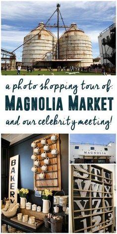 Fixer Upper Magnolia Market Photo Shopping Tour www.BrightGreenDoor.com