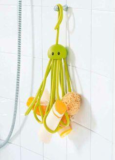 """""""Octopus"""" Shampoo holder"""