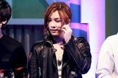 150410龍山ゲリラ公演 Dino Seventeen, Jeonghan, Punk, Leather Jacket, Jackets, Style, Fashion, Studded Leather Jacket, Down Jackets