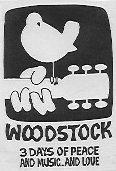 Grateful Dead took Woodstock on a 26 year tour - 3 days of peace and music and love - Such a long, strange trip it's been!!