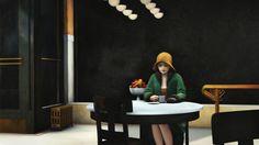 Edward Hopper (Nyack, 22 luglio 1882 – New York, 15 maggio 1967) è stato un pittore statunitense famoso soprattutto per i suoi ritratti sulla solitudine nella vita americana contemporanea. Click su…