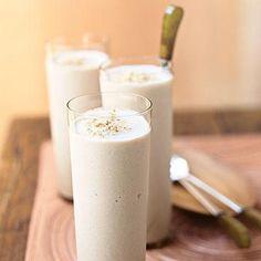 Banana Cream Pie Smoothie | CookingLight.com