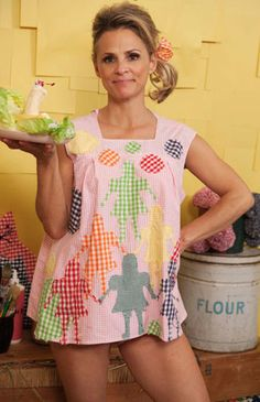 I think Amy Sedaris is the funniest woman in the world... Her books are hilarious and she makes a mean cheese ball.