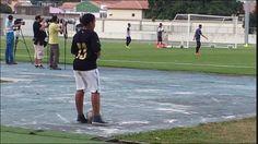 BotafogoDePrimeira: Serginho treina, e Jair Ventura faz testes no time...