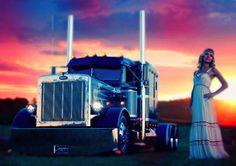"Big Truck Girls | Girls & Trucks! Part 1""- Photo Essay of the Week"