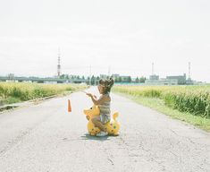 Japanese Photographer Toyokazu Takes Cutest Pictures of His 4-year-old Daughter