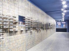 High-quality designer glasses from 175 CHF. ▶ Visit us. Sunnies, Sunglasses, Chf, Lucerne, Optician, Minimalist Interior, Style Fashion, Minimalism, Photo Wall