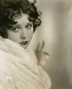 Helen Kane, the real live Betty Boop & also her voice.