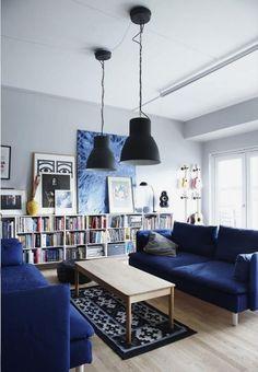 Les 28 meilleures images de Déco canapé bleu   Deco ...