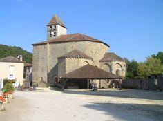 Saint Jean de Cole. Iglesia de Jean Baptiste.