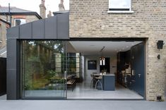 Dulwich - Picture gallery View full picture gallery of Dulwich House Extension Plans, Extension Designs, House Extension Design, House Design, Kitchen Extension Exterior, Side Extension, Extension Ideas, Victorian Terrace, Victorian Homes