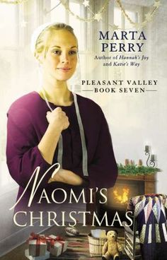 Naomi's Christmas (Pleasant Valley,Book Seven) by Marta Perry,http://www.amazon.com/dp/0425253295/ref=cm_sw_r_pi_dp_aHAosb01BCDF267R  When a new life beckons, a dutiful Amish woman must decide what she owes her family...and what she owes herself...