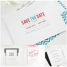 Save the date with Shine Wedding Invitations! Need extra help addressing all of those envelopes? They've got you covered. Check it out ---> http://www.shineweddinginvitations.com/weddings/save-the-dates