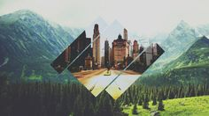 23 Incredible Polyscape Wallpapers