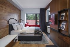 Nordic Charm Blends with Modern Design at the Ion City Hotel in Reykjavik - Design Milk
