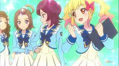 Yume Nijino wear summer admin uniform (Ss1)