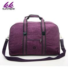 High quality large capacity brand travel bag Europe and the United States style contracted women's  bag big bolsa