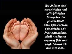 Mama ... Mein Sohn, With All My Heart, Baby, Quotes, Tolle, Mother Daughters, Cool Quotes, Life Quotes, Kids