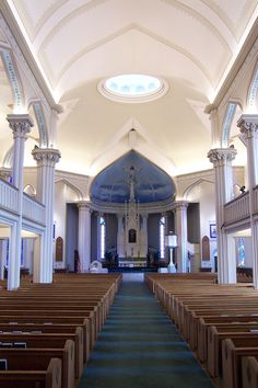 Ceremony Location - St. Lorenz Lutheran Church, Frankenmuth Michigan
