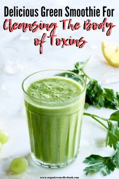 Health Remedies Delicious Green Smoothie For Cleansing The Body of Toxins Lemon Benefits, Health Benefits, Health Tips, Health And Fitness, Fitness Men, Band Workouts, Fitness Workouts, Tomato Nutrition, Stomach Ulcers
