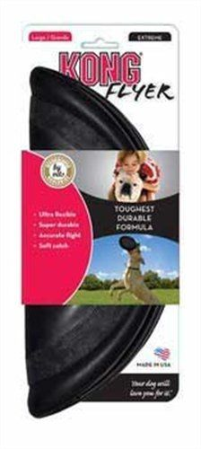 KONG Extreme Flyer Dog Toy, Black « Pet Lovers Ads