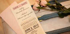Made by Pink Poppy Ink! Call Danielle for your wedding invitations!