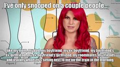 She Who Packs A Punch: Carly Aquilino's Best Quips, Spelled Out In Memes! Ex Boyfriends Girlfriend, Ex Girlfriends, Girl Code Mtv, Carly Aquilino, Girl Code Quotes, Guy Code, Beautiful Disaster, Do Homework, Celebration Quotes