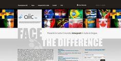 http://www.interpreti-aiic.it/  Content e news:Smack-comunicazione di parola  Art, progettazione e sviluppo- www.elasticomunicazione.com/