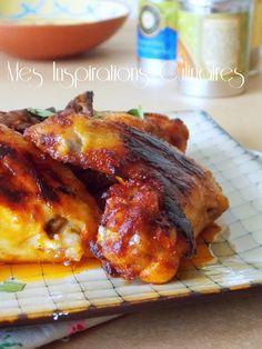 aile de poulet au four - Bon