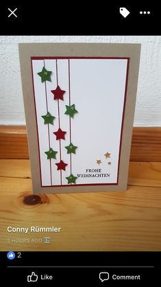 Weihnachten Christmas Christmas The post Christmas appeared first on Jasmine Lambrick. Simple Christmas Cards, Christmas Card Crafts, Homemade Christmas Cards, Christmas Printables, Homemade Cards, Holiday Cards, Christmas Decorations, Chrismas Cards, Christmas Family Feud