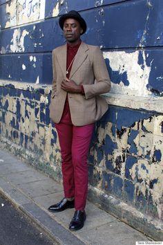 The Dandy Lion Project, a série fotográfica que derruba os estereótipos da moda…