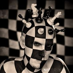 surreal chess dream...