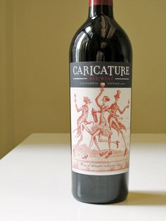 2010 Caricature Red Wine  This Lodi, CA, Cabernet Sauvignon and Zinfandel blend ($15) possesses great legs and a silky-smooth mouthfeel to boot.