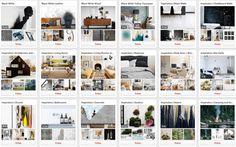 As melhores contas de decoração a seguir no PinterestRui e Tiago Vilaça