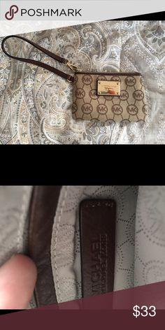 Michael Kors wristlet Michael Kors wristlet. MICHAEL Michael Kors Bags Clutches & Wristlets