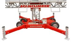 The Maxus is a robust workhorse of Scanclimber's mast climbing work platforms. Temporary Work, Scaffolding, How To Level Ground, Staging, Platforms, Climbing, Role Play, Mountaineering, Hiking