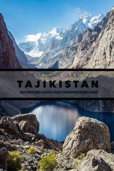 Trek through remote mountains and villages in Tajikistan's Fann Mountains.