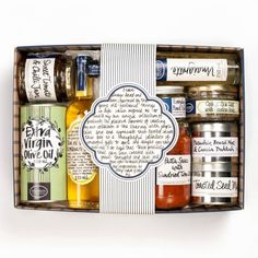 The Cook's Trophy Box – Gift Hamper