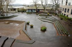 Lovejoy Fountain Plaza – Landscape Voice