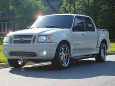 Ford Sport Trac Custom Parts   2002 Ford Explorer Sport Trac - Savannah, GA owned by ScottHelmreich ...