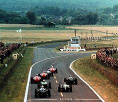 1960 GP de Francia Reims