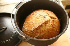 brood No knead bread volgens mme zsa-zsa http://madamezsazsa.blogspot.be/2014/03/en-daar-hebben-we-het-huisvrouwke-weer.html